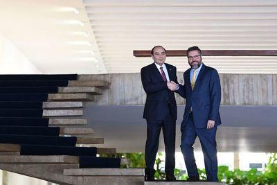 """Brasil y Paraguay apuestan por """"integración de cadenas productivas"""""""