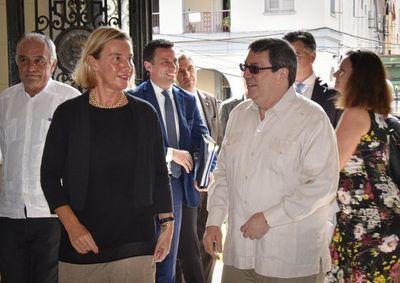 Unión Europea reafirma apoyo a Cuba