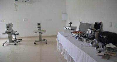 Coronel Bogado: Clínica Oftalmológica recibió donación internacional