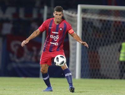 Al final, Cáceres seguirá al margen