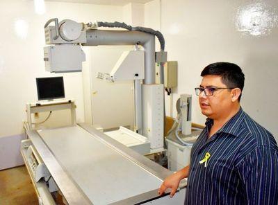 Tomógrafo del Hospital de Villarrica dejó de  funcionar hace un año