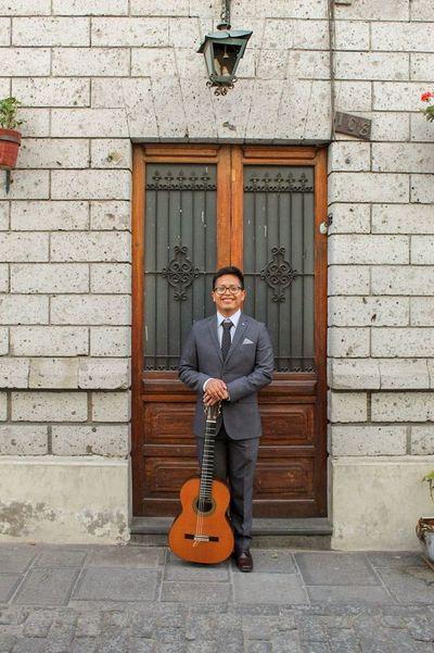 Concierto de guitarras en el ICPA