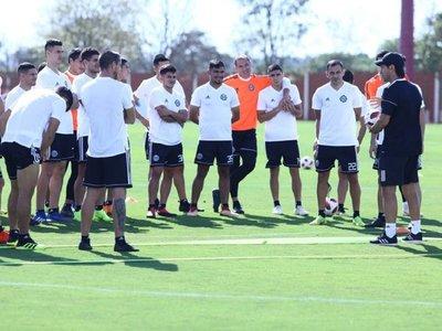 """La Copa Paraguay es un objetivo, no una espina"""