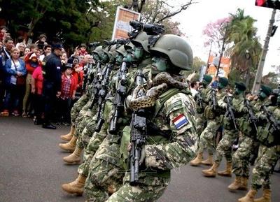 """HOY / Desaprueban militarizar las calles: es una idea """"marketinera"""""""