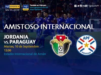 Paraguay disputa su segundo amistoso en suelo asiático