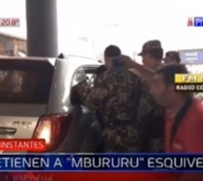 Enfrentamiento entre paseros y autoridades en Puente de la Amistad