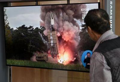 Corea del Norte dispara dos misiles tras sugerir a EE.UU. que quiere retomar diálogo