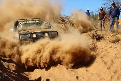 Garantizan realización del Transchaco Rally