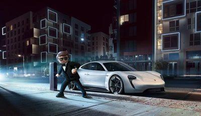 Porsche y Playmobil llegan a la pantalla grande