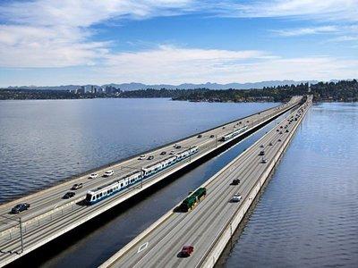 EEUU tendrá un puente flotante en Seattle para paliar congestión del tránsito