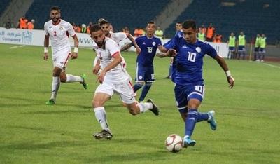 Paraguay remonta luego de susto ante Jordania