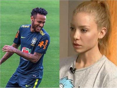 Modelo es acusada por extorsión a Neymar
