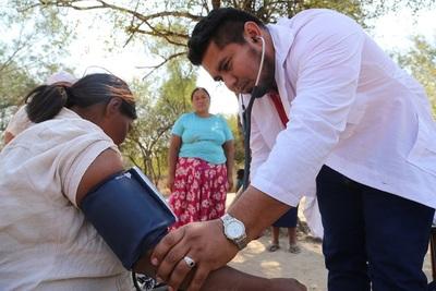 """Salvando vidas en el Chaco Paraguayo mediante el """"Código Rojo Comunitario"""""""