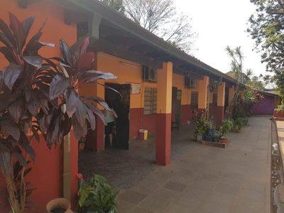 Barrio Santa Ana: Escuela saqueada por quinta vez