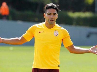 Falcao explica por qué eligió al Galatasaray