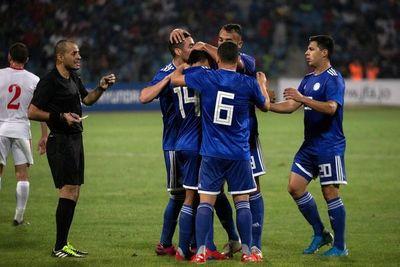 Los goles que rescataron a Paraguay