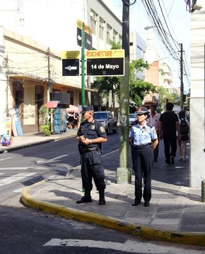 Ministro instruye operativos y resultados constantes para reducir asaltos en moto