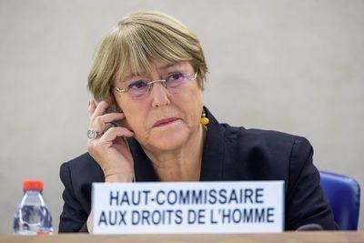 M. Bachelet denuncia posibles ejecuciones y torturas en Venezuela