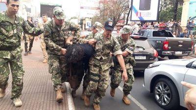 Feprinco repudia protesta de paseros y apoya lucha contra el contrabando