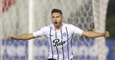 El Guma tantea  a Fernando, por  Copa Paraguay