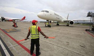 Falta  infraestructura en aeropuertos de la región
