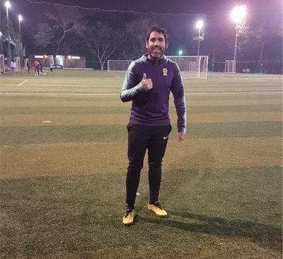 El deporte rey le abrió las puertas al éxito