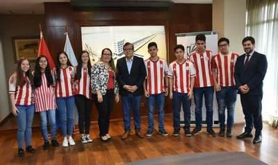 Paraguay participa de las Olimpiadas Iberoamericanas de Matemáticas
