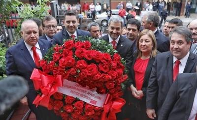 """HOY / Aniversario de la ANR: """"No hay compromiso de impunidad con nadie"""""""