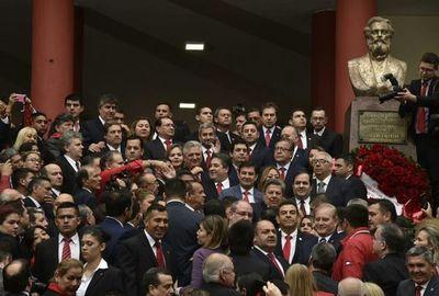 """ANR: """"Nosotros no tenemos ninguna propuesta para pugnar por la intendencia"""", dijo Juan Manuel Brunetti"""