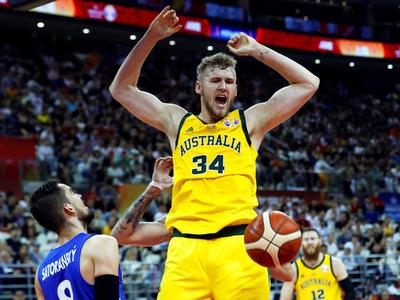 Australia se instala entre los cuatro mejores del Mundial