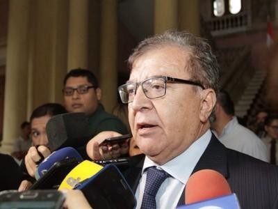 Acuerdo Cartes-Macri sobre Eby: 'todo documento puede ser mejorado, pero es decisión del Congreso', afirman
