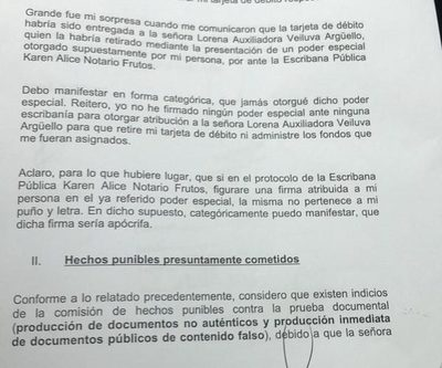 Atleta denuncia a presidente de Confederación Paraguaya de Patinaje