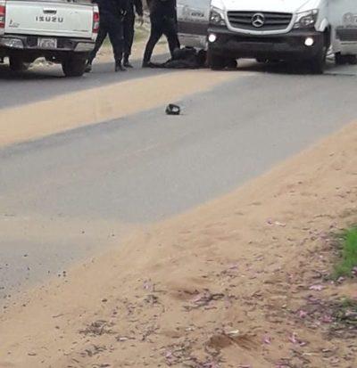 Fallece policía durante rescate de «Samura»