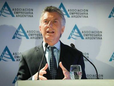 Macri dice que si es reelegido buscará consensos para acabar con la inflación
