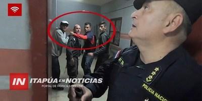 TRASLADAN PRESOS DEL PCC DESDE EL CERESO A OTRAS PENITENCIARIAS