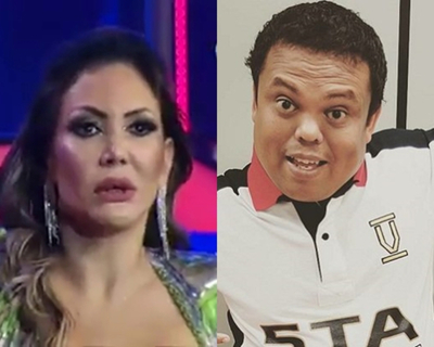 Ruth Alcaráz y Mortero Bala, enfrentados en el teléfono