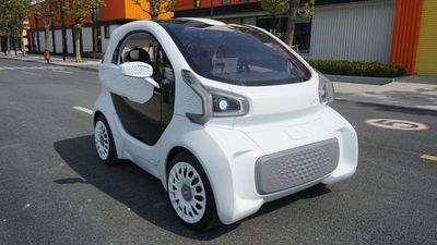 Auto de carreras creado por estudiantes usa impresión 3D para mejor desempeño