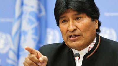 Evo Morales sigue liderando la intención de voto, pero no evitaría el balotaje » Ñanduti