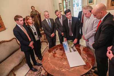 Hospital Monte Sinaí instalará centro médico de nivel terciario en Zeballos Cué