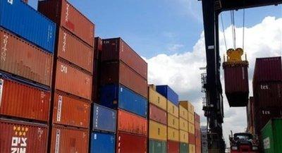 Exportaciones totales cayeron 8,4% a agosto, según el BCP