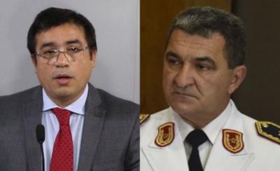 HOY / Fuga de 'Samura' tumba al ministro de Justicia y al comandante de la Policía