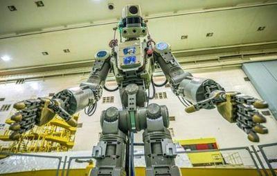 Rusia no utilizará más a su robot Fedor en misiones espaciales