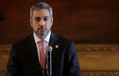 Abdo acepta renuncia del ministro de Justicia y cambia al comandante de Policía