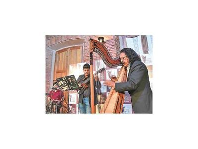 Festival del Arpa sigue con  una extensa programación