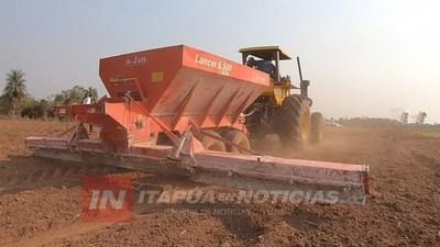 SAN PEDRO DEL PNÁ.: IMPLEMENTAN AGRICULTURA DE PRECISIÓN PARA PEQUEÑOS PRODUCTORES