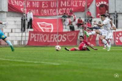 Copa Paraguay: Libertad obtiene el pasaje a los cuartos de final tras vencer al Fernando de la Mora