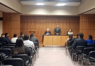 Toman exámenes para cargos vacantes en Alto Paraguay
