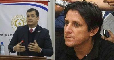Movidas en el gabinete: Eber Ovelar a Justicia y Francisco Resquín nuevo Comandante de la Policía