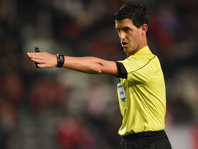Conmebol define los árbitros para la ida de las semifinales