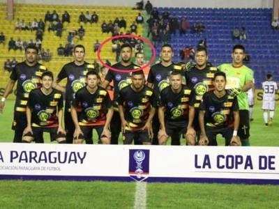 Cristóbal Colón del roseño Ángel Salinas, eliminó a Olimpia de la Copa Paraguay